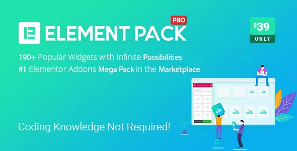 element pack nulled