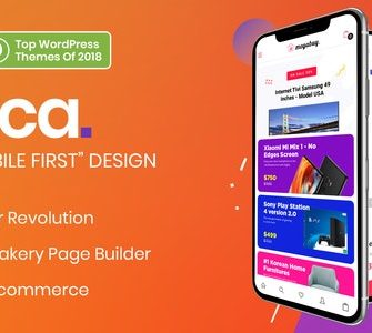 Puca Theme Nulled